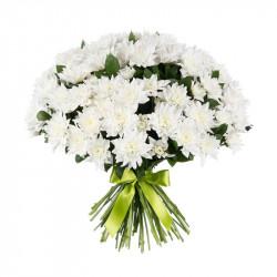 bouquet with chrysanthemum
