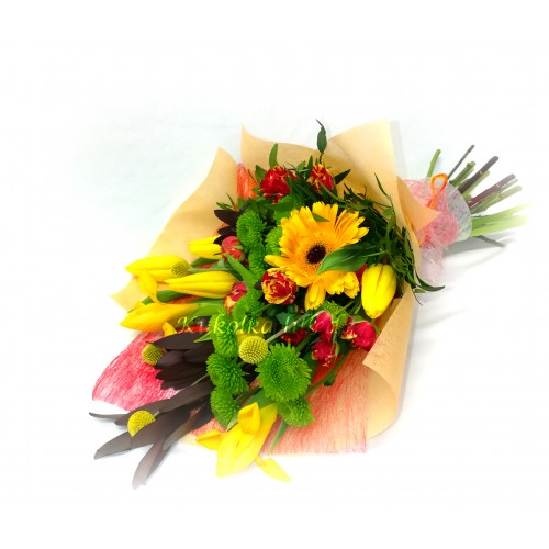 "Bouquet ""The Sun"""